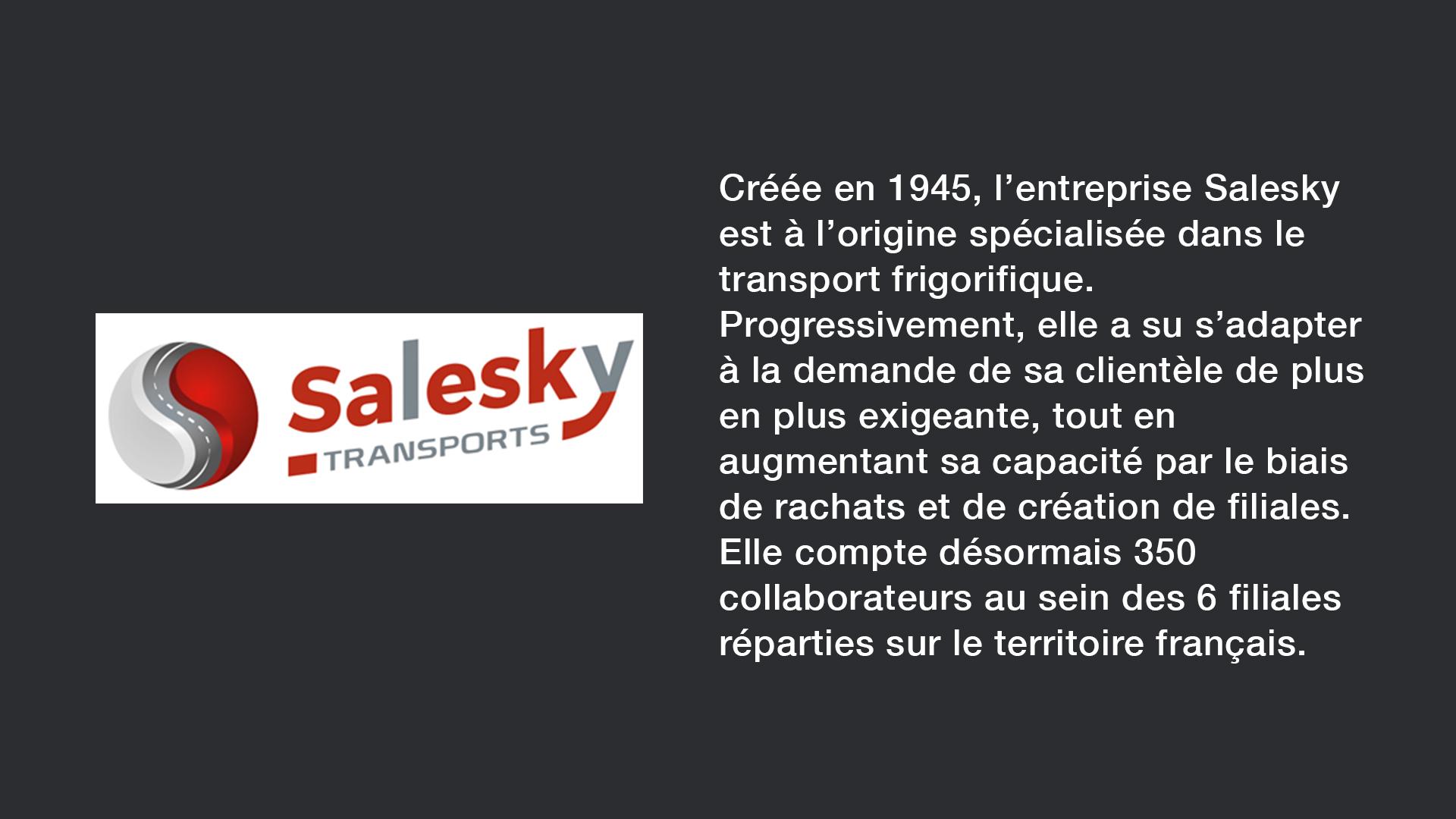 SLIDE - SALESKI